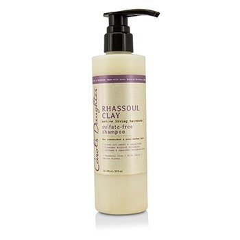 Carol's Daughter Rhassoul Clay Active Living Haircare Sulfate-Free Shampoo (For Overworked & Over-washed Hair)  355ml/12oz