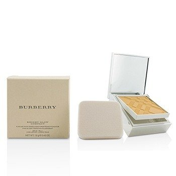 Burberry Bright Glow Flawless White Translucency Brightening Compact Foundation SPF 25 - # No. 10 Light Honey  12g/0.42oz
