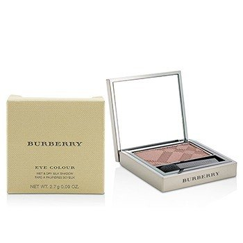 Burberry Eye Colour Wet & Dry Silk Shadow - # No. 204 Mulberry  2.7g/0.09oz