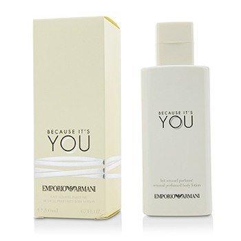 Giorgio Armani Emporio Armani Because It's You Sensual Perfumed Body Lotion  200ml/6.7oz