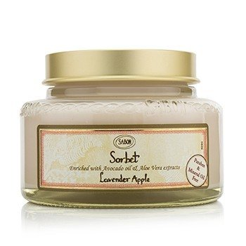 Sabon Sorbet Body Gel - Lavender Apple  200ml/7oz