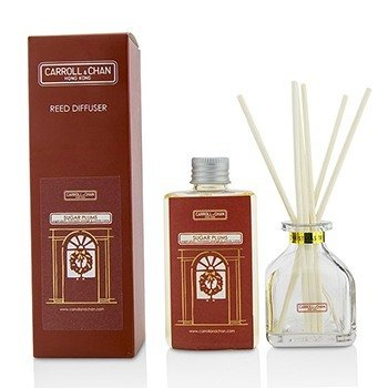 The Candle Company Reed Diffuser - Sugar Plums (Sugar Plum, Mandarin Orange & Candy Cane)  100ml/3.38oz