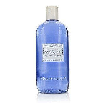 Crabtree & Evelyn Nantucket Briar Bath & Shower Gel  500ml/16.9oz