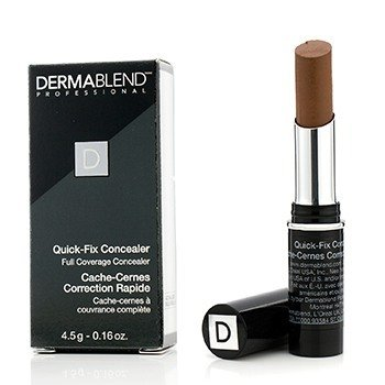 Dermablend Quick Fix Concealer (High Coverage) - Deep (80W)  4.5g/0.16oz