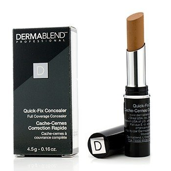Dermablend Quick Fix Concealer (High Coverage) - Brown (60W)  4.5g/0.16oz