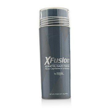 XFusion Keratin Hair Fibers - # Black  28g/0.98oz