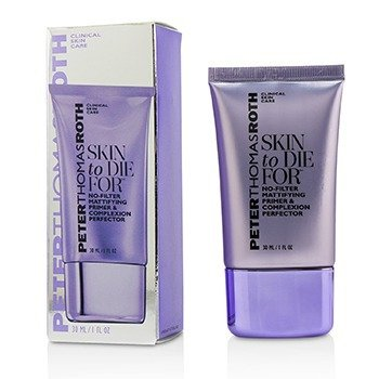 Peter Thomas Roth Skin to Die For No Filter Mattifying Primer & Complexion Perfector  30ml/1oz