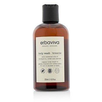 Erbaviva Breathe Body Wash  235ml/8oz