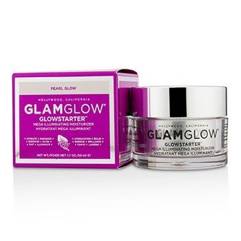 Glamglow GlowStarter Mega Illuminating Moisturizer - Pearl Glow  50ml/1.7oz