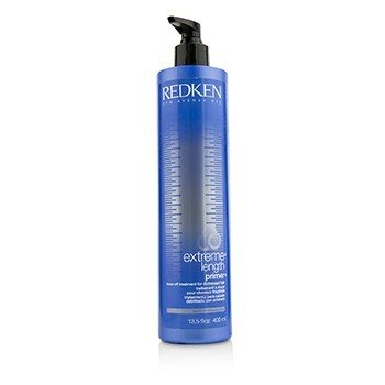 Redken Extreme Length Primer Rinse-Off Treatment (For Distressed Hair)  400ml/13.5oz