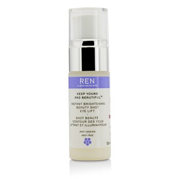 Ren Keep Young And Beautiful Instant Brightening Beauty Shot Eye Lift  15ml/0.5oz