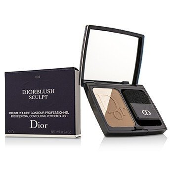 Christian Dior Diorblush Sculpt Professional Contouring Powder Blush - # 004 Brown Contour  7g/0.24oz