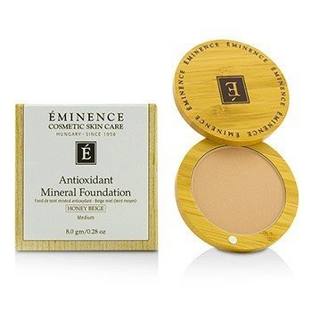 Eminence Antioxidant Mineral Foundation - # Honey Beige (Medium)  8g/0.28oz