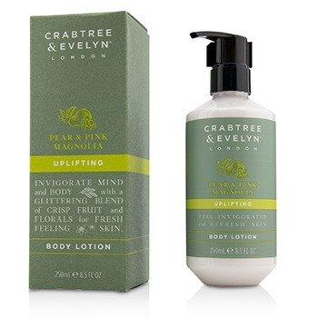 Crabtree & Evelyn Pear & Pink Magnolia Uplifting Body Lotion  250ml/8.5oz