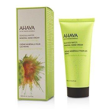 Ahava Deadsea Water Mineral Hand Cream - Prickly Pear & Moringa  100ml/3.4oz