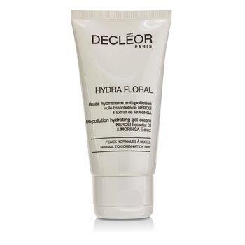 Decleor Hydra Floral Neroli & Moringa Anti-Pollution Hydrating Gel-Cream - Normal to Combination Skin (Salon Product)  50ml/1.7oz
