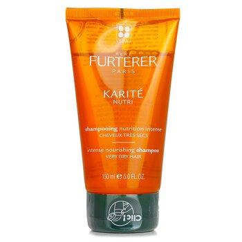 Rene Furterer Karite Nutri Nourishing Ritual Intense Nourishing Shampoo (Very Dry Hair)  150ml/5oz