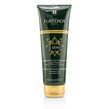 Rene Furterer 5 Sens Enhancing Detangling Conditioner - Frequent Use, All Hair Types (Salon Product)  250ml/8.45oz