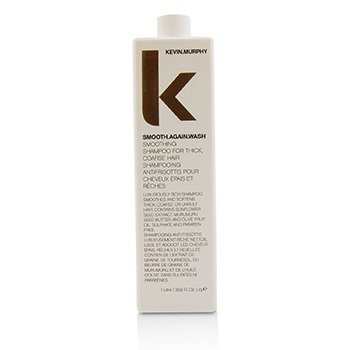 Kevin.Murphy Smooth.Again.Wash (Smoothing Shampoo - For Thick, Coarse Hair)  1000ml/33.8oz