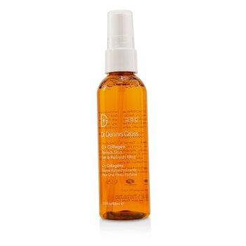 Dr Dennis Gross C + Collagen Perfect Skin Set & Refresh Mist  88ml/3oz