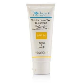 The Organic Pharmacy Cellular Protection Sunscreen SPF 30  100ml/3.4oz