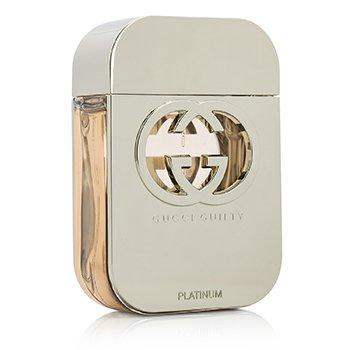 Gucci Guilty Platinum Edition Eau De Toilette Spray   75ml/2.5oz