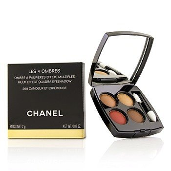 Chanel Les 4 Ombres Quadra Eye Shadow - No. 268 Candeur Et Experience  2g/0.07oz
