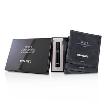 Chanel Le Lift Eye Beauty Box (1x Revitalizing Roll-On Serum 5ml/0.17oz + 20x Revitalizing Patches)  -