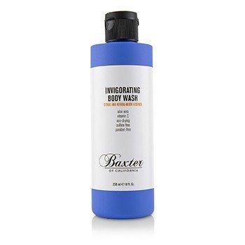 Baxter Of California Invigorating Body Wash - Citrus And Herbal-Musk Essence  236ml/8oz