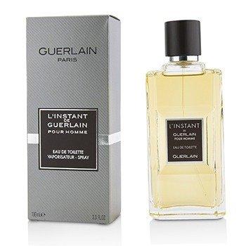 Guerlain L'Instant De Guerlain Pour Homme Eau De Toilette Spray (New Version)  100ml/3.3oz