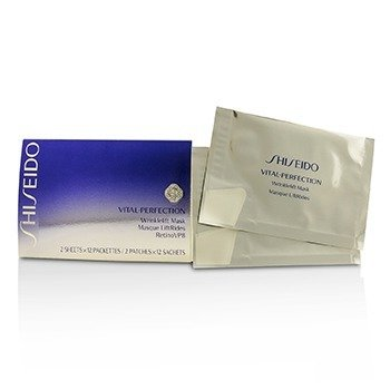 Shiseido Vital-Perfection Wrinklelift Mask (For Eyes)  12pairs