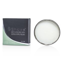 EShave Shave Soap With Bowl - Avocado Oil & Linden  100g/3.5oz