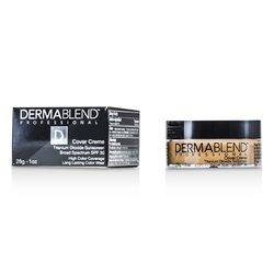 Dermablend Cover Creme Broad Spectrum SPF 30 (High Color Coverage) - Almond Beige  28g/1oz