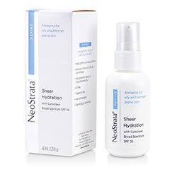 Neostrata Refine Sheer Hydration SPF35  50ml/1.75oz