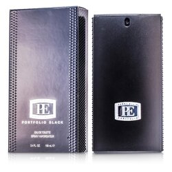 Perry Ellis Portfolio Black Eau De Toilette Spray 4173  100ml/3.4oz