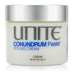 Unite Conundrum Paste (Styling Cream)  57g/2oz