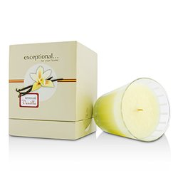Exceptional Parfums Fragrance Candle - Sensual Vanilla  250g/8.8oz