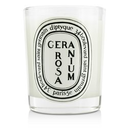 Diptyque Scented Candle - Geranium Rosa (Rose Geranium)  190g/6.5oz