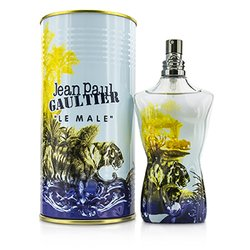Jean Paul Gaultier Le Male Summer Eau De Toilette Spray (2015 Edition)  125ml/4.2oz