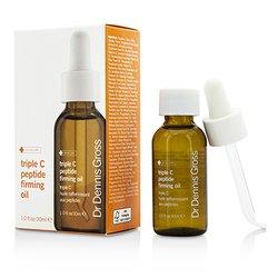 Dr Dennis Gross Triple C Peptide Firming Oil  30ml/1oz