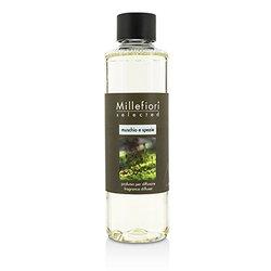 Millefiori Selected Fragrance Diffuser Refill - Muschio E Spezie  250ml/8.45oz