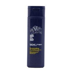 Label.M Men's Invigorating Conditioner (Restores Moisture and Vitality, Tones and Balances Scalp, Healthy Shiny Results)  250ml/8.4oz