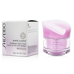 Shiseido White Lucent MultiBright Night Cream  50ml/1.7oz