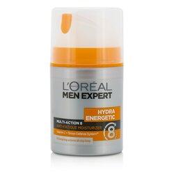L'Oreal Men Expert Hydra Energetic Multi-Action 8 Anti-Fatigue Moisturizer  50ml/1.7oz