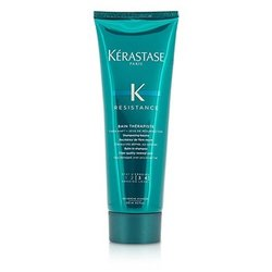 Kerastase Resistance Bain Therapiste Balm-In-Shampoo Fiber Quality Renewal Care - For Very Damaged, Over-Processed Hair (New Packaging)  250ml/8.5oz