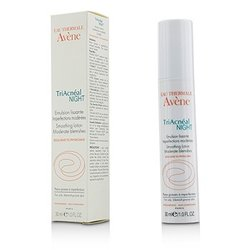 Avene TriAcneal Night Smoothing Lotion - For Oily, Blemish-Prone Skin  30ml/1oz