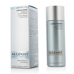 Algenist Genius White Brightening Moisture Softener  150ml/5oz