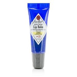 Jack Black Intense Therapy Lip Balm SPF 25 With Lemon & Shea Butter  7g/0.25oz