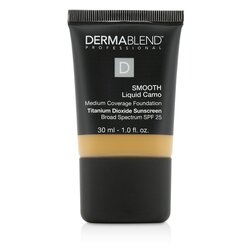 Dermablend Smooth Liquid Camo Foundation SPF 25 (Medium Coverage) - Honey (45W)  30ml/1oz