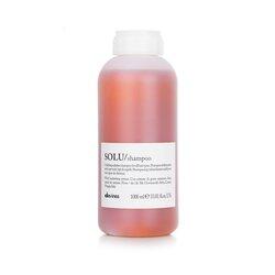 Davines Solu Clarifying Solution Shampoo (For All Hair Types)  1000ml/33.8oz